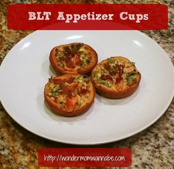 BLT Appetizer Cups 2