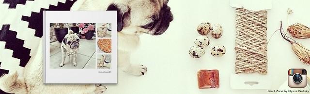 Instagram book ad