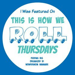 This Is How We Roll Thursdays feature button