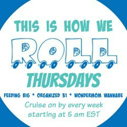 This Is How We Roll Thursday Button