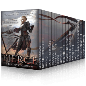 Fierce Fantasy Book Collection