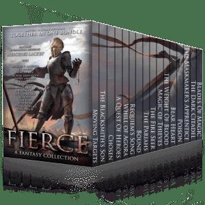 Fierce Fantasy Book Collection
