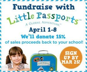 Fundraise with Little Passports