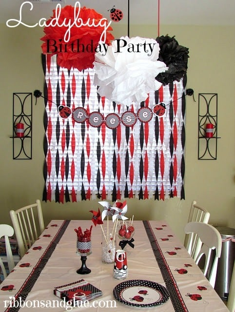 Ladybug-Birthday-Party