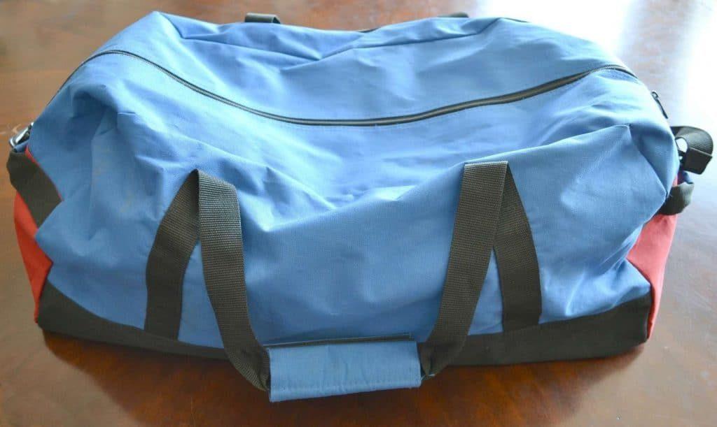 Sports Mom Essential Bag Ready to Go