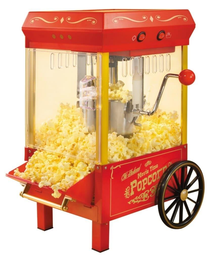 counter popcorn maker