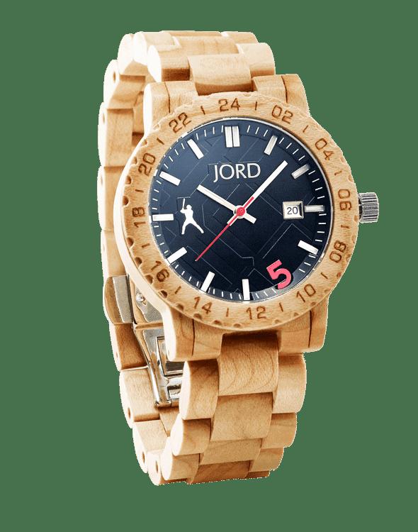 Jord pujols 32 wrist watch