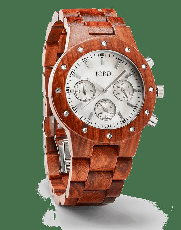 Jord sidney wrist watch