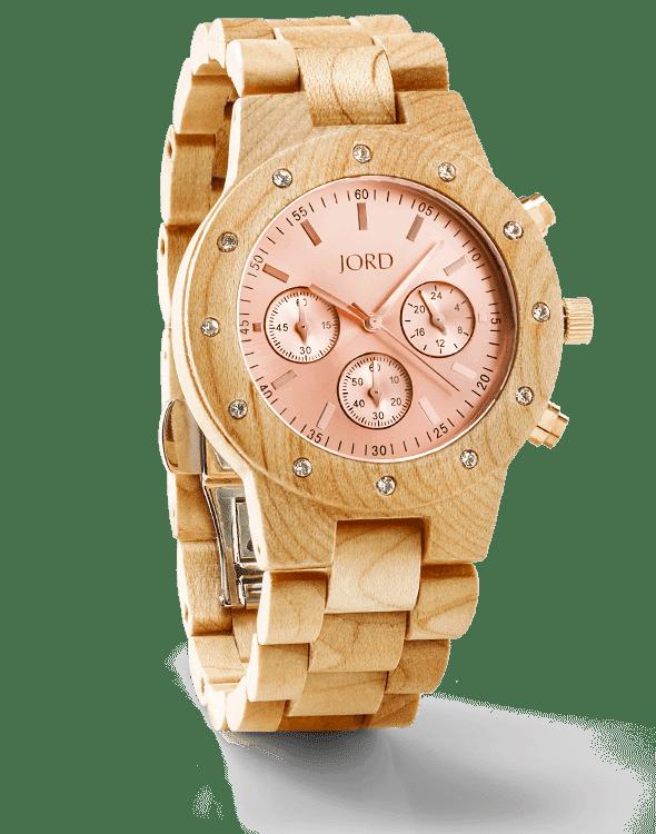 Jord sidney 39 wrist watch