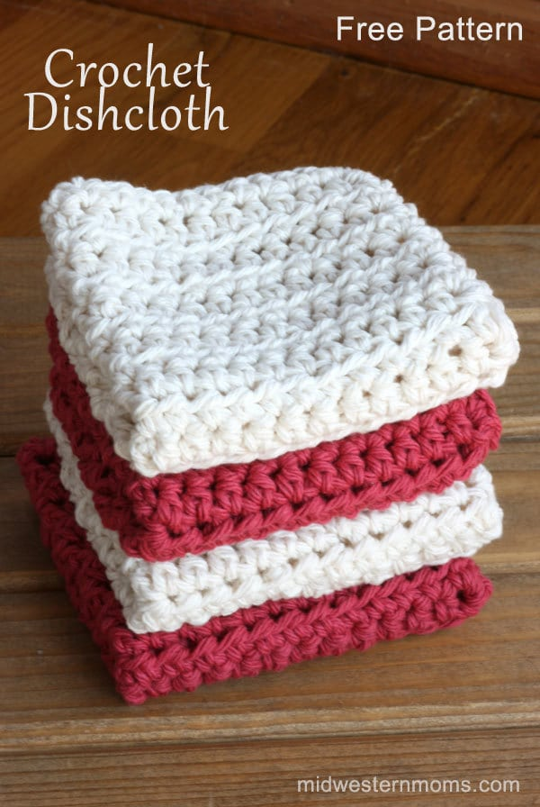 Crochet-Dishcloth