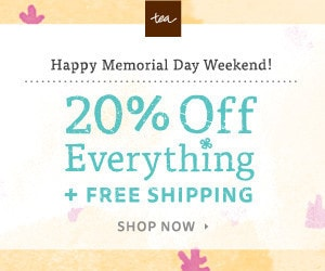 Memorial Day Sale at Tea Collection