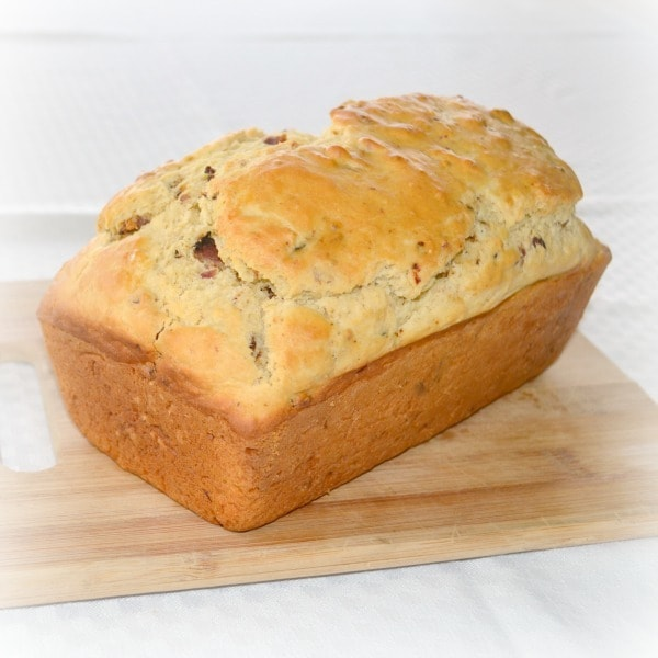 Bacon Bread Loaf