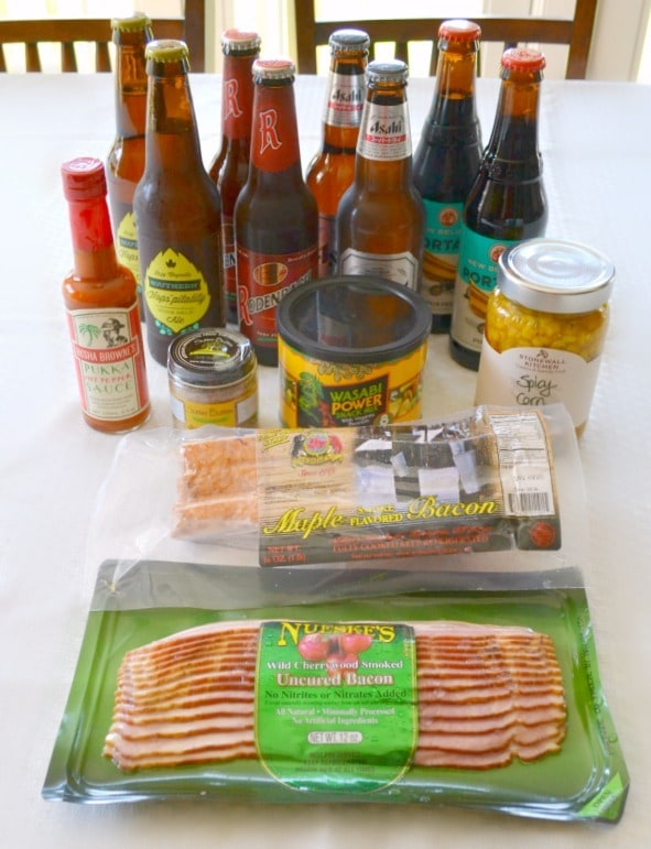 Clubs Galore Bacon Gift Set