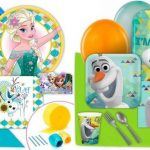 Frozen Fever and Olaf Birthday Party