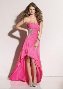 Get Glam in Sherri Hill Prom Dresses for 2016