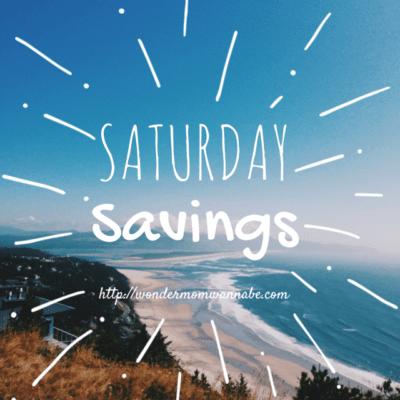 """View of the ocean, """"Saturday savings"""""""