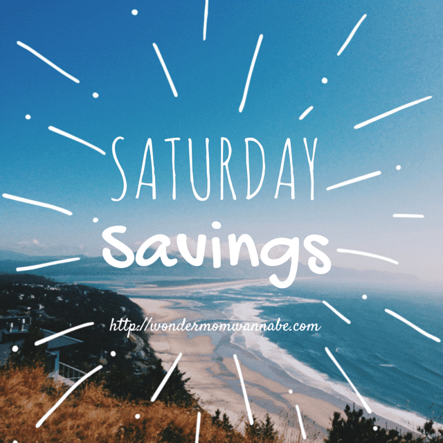 "View of the ocean, ""Saturday savings"""