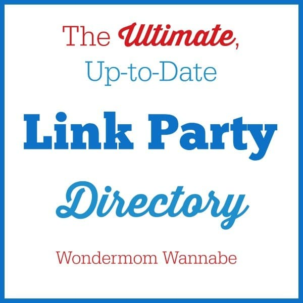 Ultimate Up to Date Link Party Directory