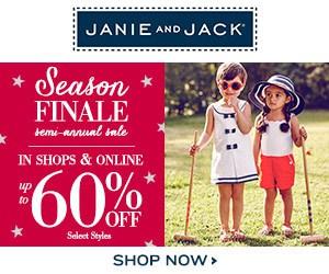Janie and Jack ad