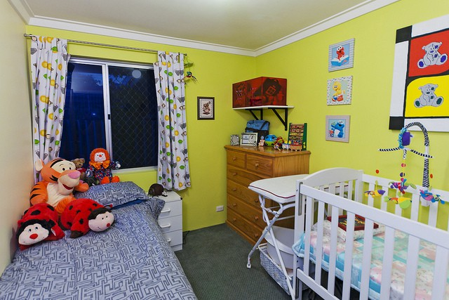 Safe & Cozy Kids Rooms