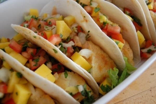Signature Dishes of San Diego