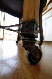Caster Wheels Make Home Decorating Easier