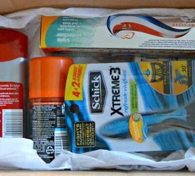 Mens care package