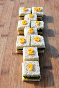 Make Healthy Eating Fun With Sandwich Art