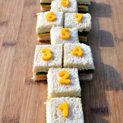 Hopscotch Sandwich