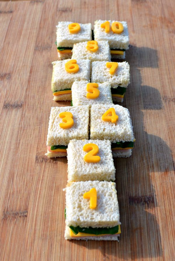 Hopscotch Sandwich