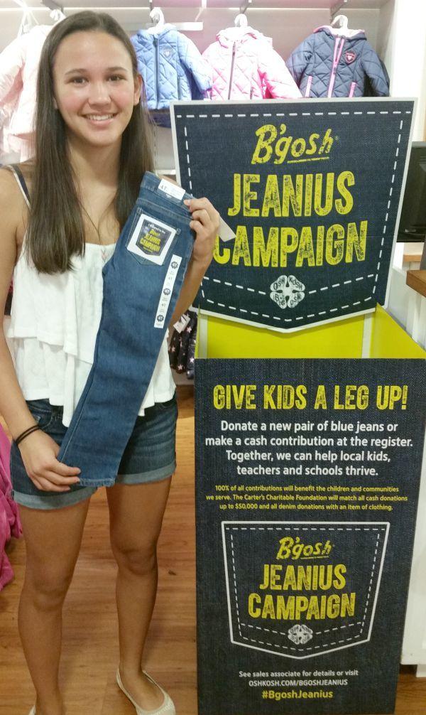 Jeanius Campaign
