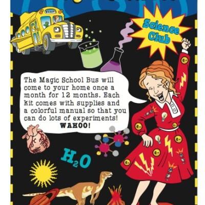Magic schools science club
