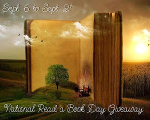 Blogger Opp: National Read a Book Day Giveaway
