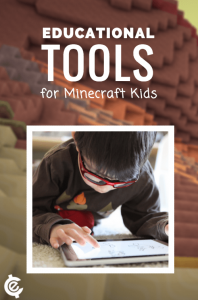 How to Teach Your Kids Using Minecraft
