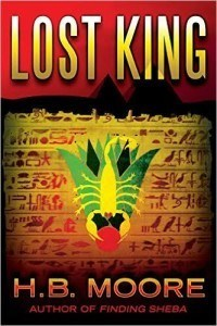 Book Blast: Lost King