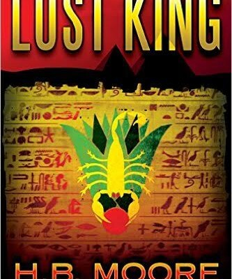 Lost King book cover