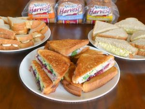 Sandwich Varieties For the Whole Family