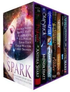 Book Blast: Spark Series