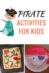 10 Pirate Learning Activities for Kids