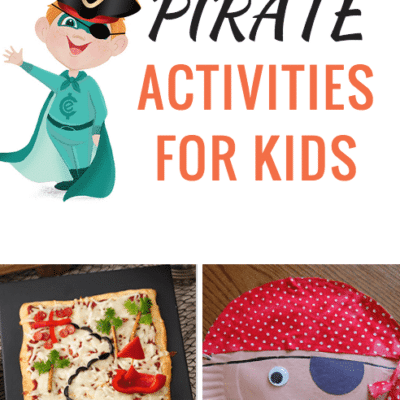 Pirate activities for kids