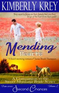 Book Blast: Mending Hearts