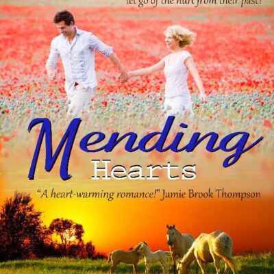 Mending Hearts book cover
