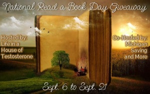 National Read a Book Day Giveaway