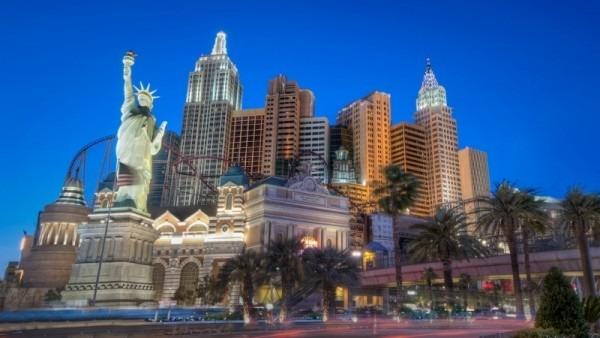 Las Vegas...