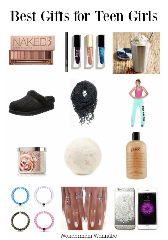 How do you choose the perfect gift for a teen girl with strong, inconsistent opinions? My daughter came up with a list of the best gifts for teen girls. #giftguide #giftideas #teengirl  via @wondermomwannab