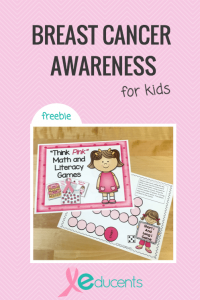 Breast Cancer Awareness for Kids