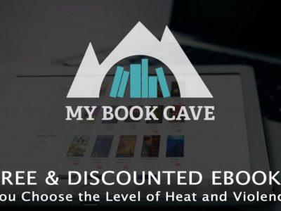 My book cave ad