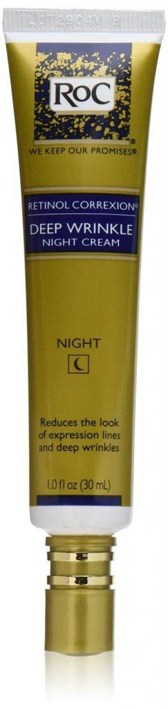 RoC Retinol Night Cream