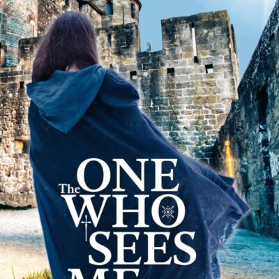The one who sees me by Kandi J Wyatt book cover