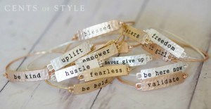 Fashion Friday – Tribe Bracelets
